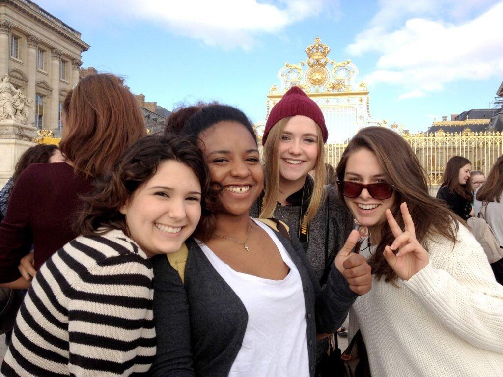 High School France