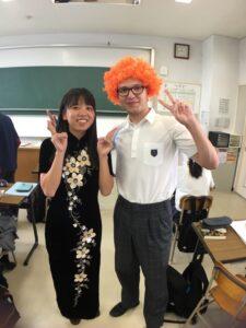 High School Japan Kevin 17-18